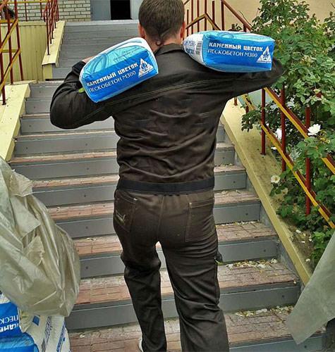 Доставка строительных материалов на заказ в Омске